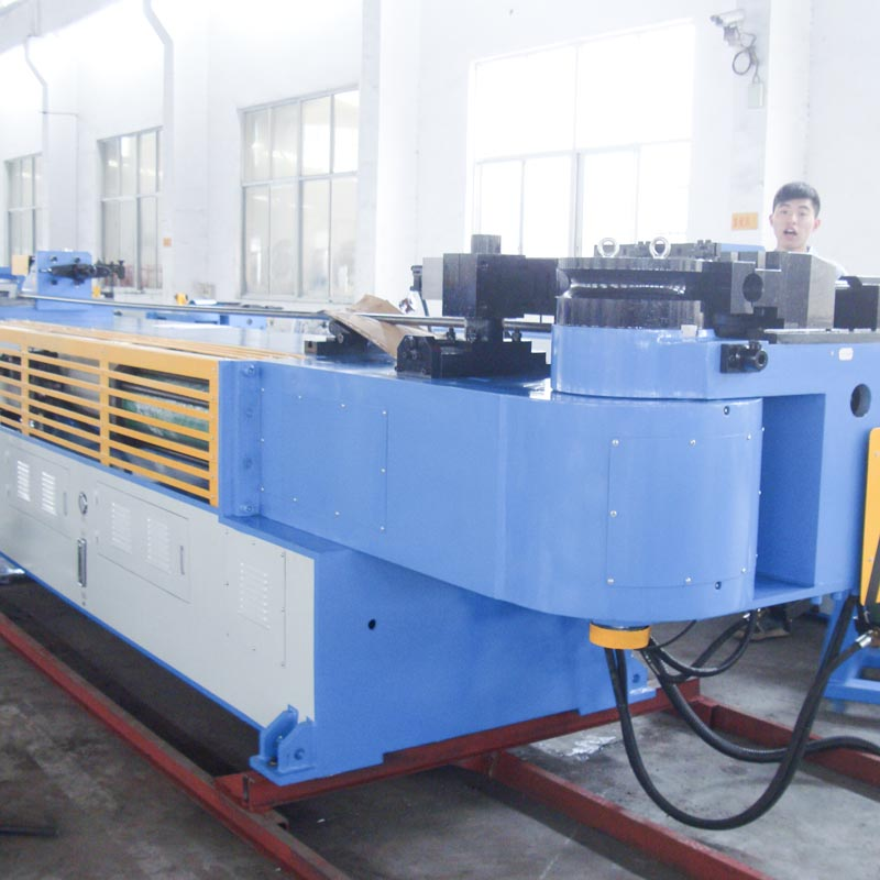 High Quality heavy duty Sheet Metal NC Pipe Bender
