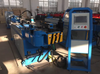 CNC aluminum tube bending machine rods plc control