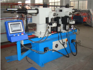 Automatic Double Head Bending Machine GM-38b