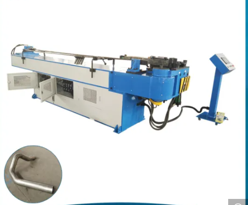 NC Electric Hydraulic Exhaust Pipe Bender