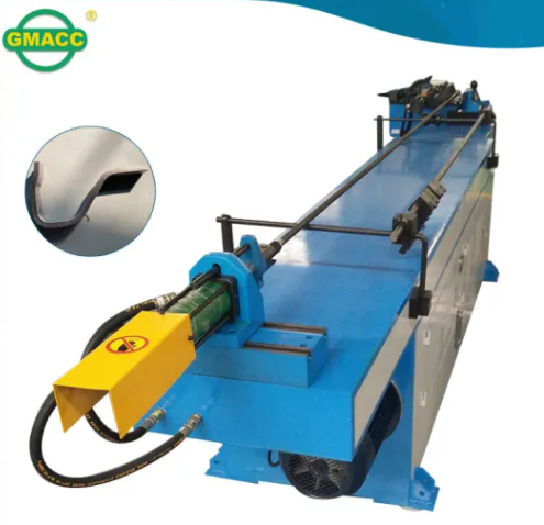 Hydraulic Copper Stainless Steel Square Tube Bender