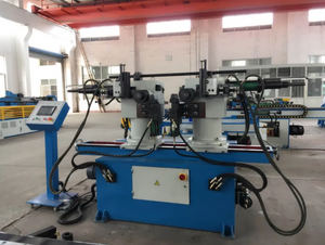 Double Head Pipe Bender Double Head Pipe Bending Machine GM-42b