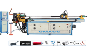 Automatic 3 Axis CNC Copper Pipe Bending Machine