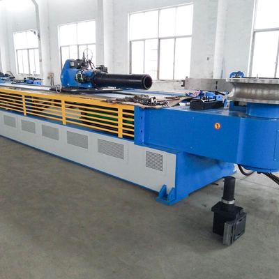 Cold Exhaust Car Electric Tube Bending Machine