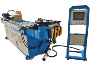 Automatic CNC Stainless Steel Pipe Bender with Booster