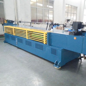 Portable Pneumatic Full Automatic CNC Control Tube Bender