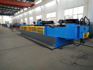 Heavy Duty Full Automatic Tube Bending Machine GM-SB-168CNC