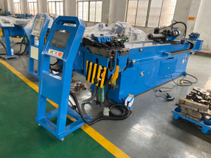 Wheelbarrow hydraulic CNC Full Automatic Steel Tube Bending Machine