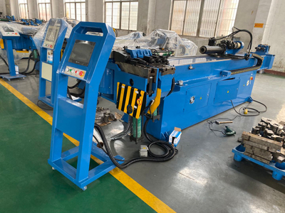 Hot Sale CNC Full Automatic Steel Tube Bender GM-76CNC-2A-1S