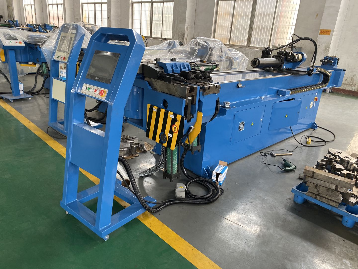 heavy duty CNC Full Automatic Steel Pipe Bender
